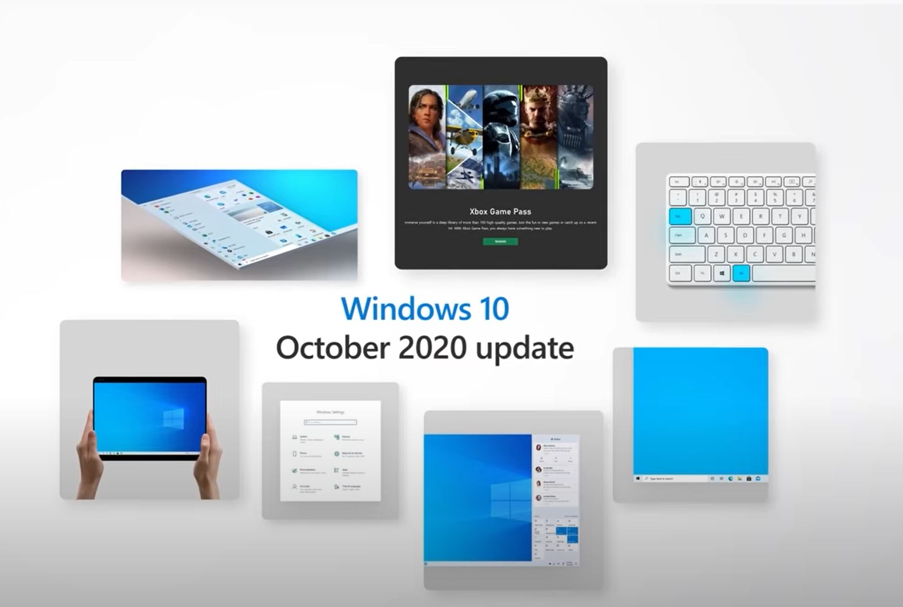Windows 10 October 2020 update known issues