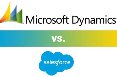 microsoft vs salesforce