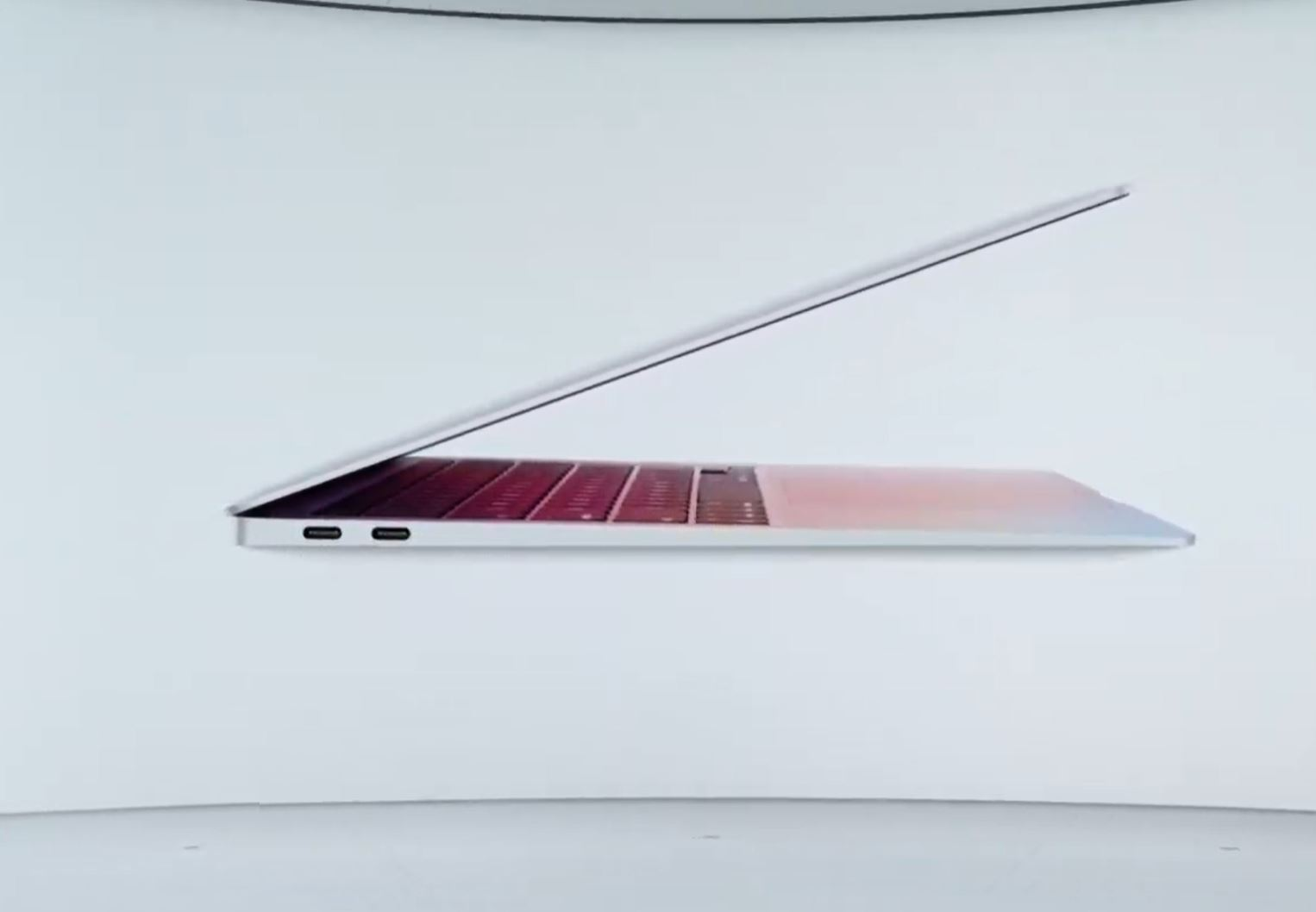 MacBook Air gets dedicated Dictation, Spotlight and Do Not Disturb function keys