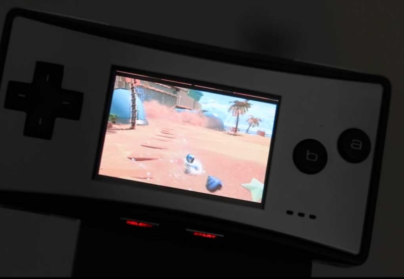 YouTuber plays PS5 games on Game Boy Advance The Retro Future