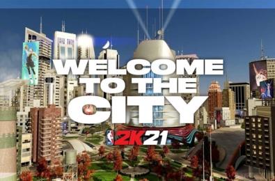 NBA 2K21 Neighborhood