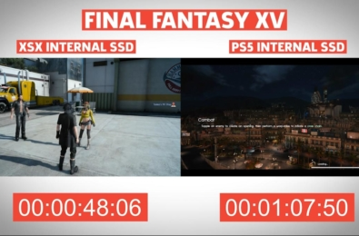 Xbox Series X vs PS5 loading comparisons