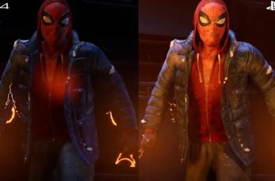 Cross-gen Spider-Man Miles Morales PS4 PS5