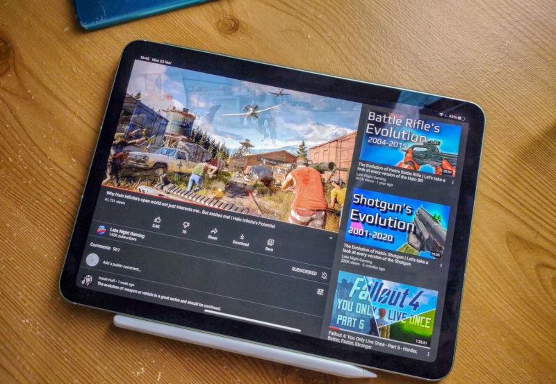2020 iPad Air 4th gen