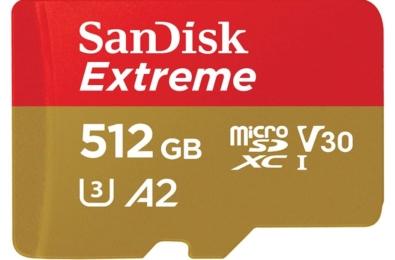 Sandisk card