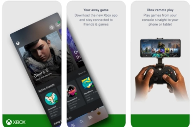 Microsoft Xbox Mobile apps