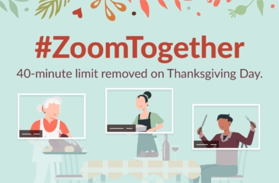 zoom together