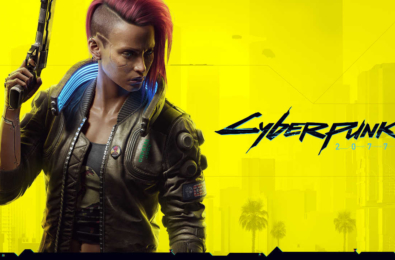 Cyberpunk 2077 Reverse Cover
