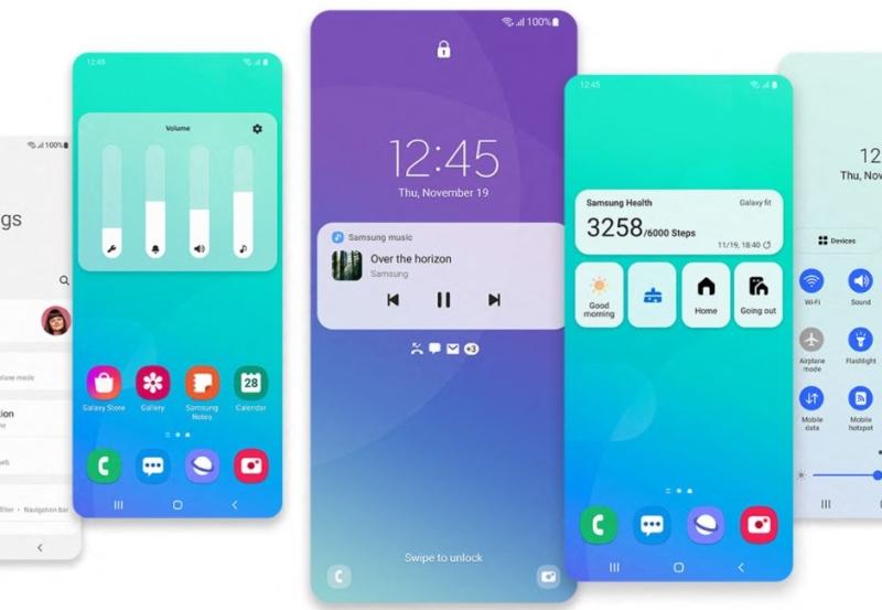 Samsung OneUI 3