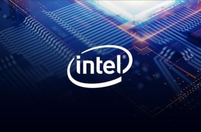 Microsoft intel logo
