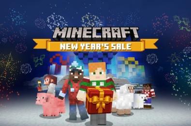 minecraft NewYearsSale_2020