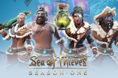 Sea of Thieves Season One update