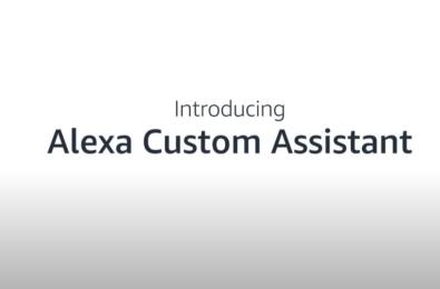 Amazon Alexa Custom Assistant