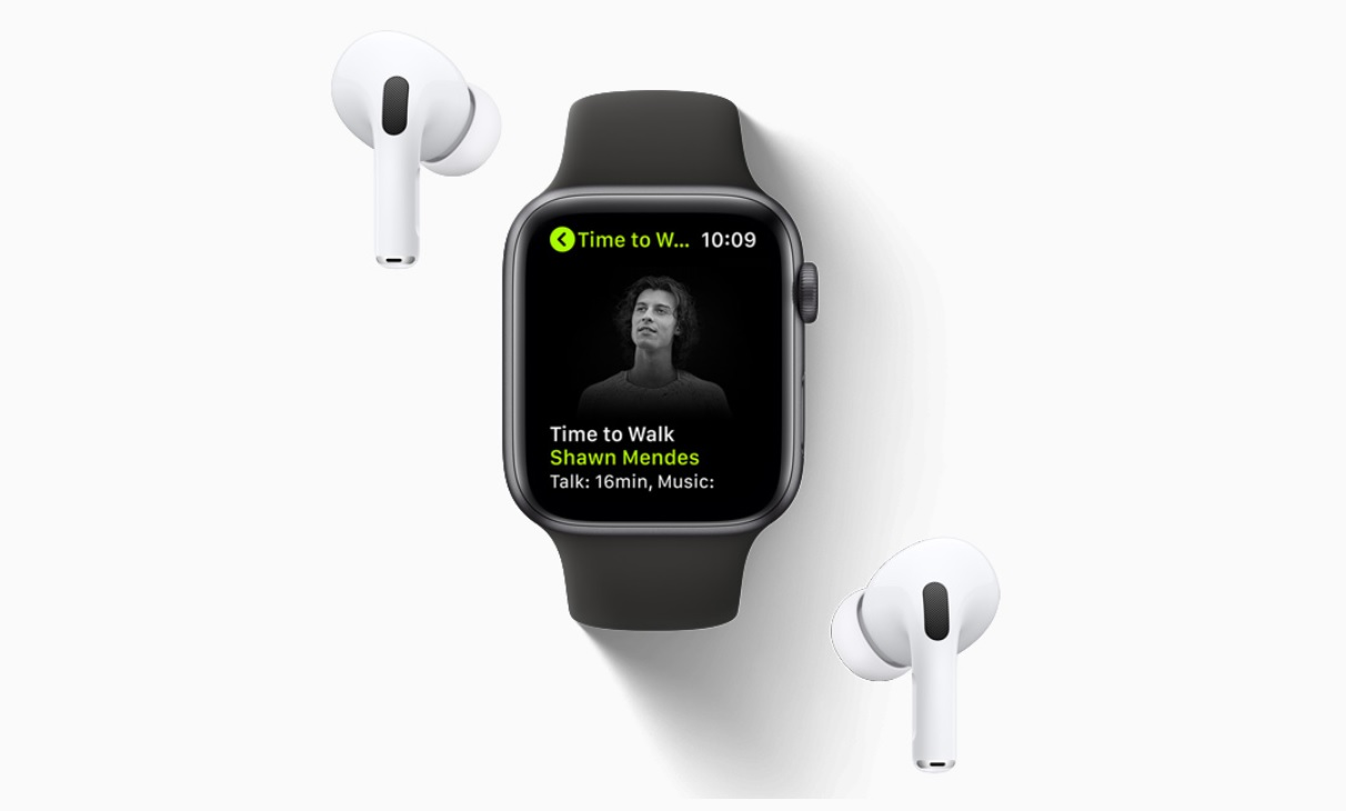 Apple announces new Time to Walk feature for Fitness+ subscribers