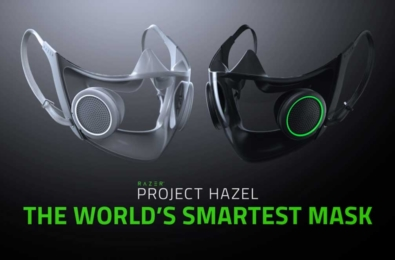 Razer Smart Face Mask Project Hazel