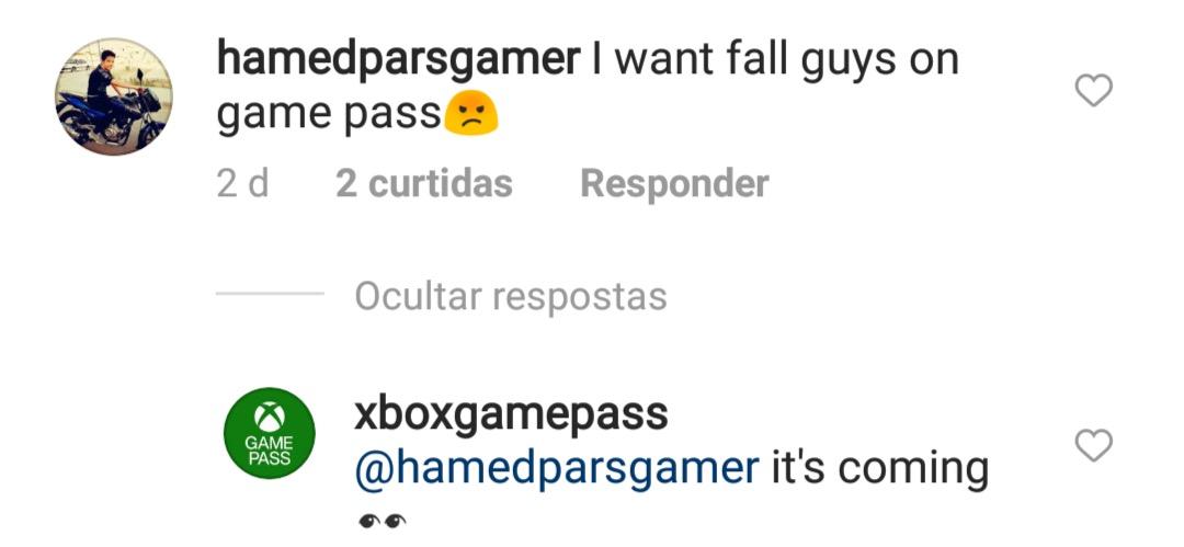 Fall Guys Xbox Game Pass