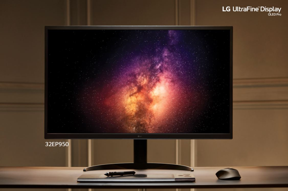 LG Ultrafine Display OLED Pro