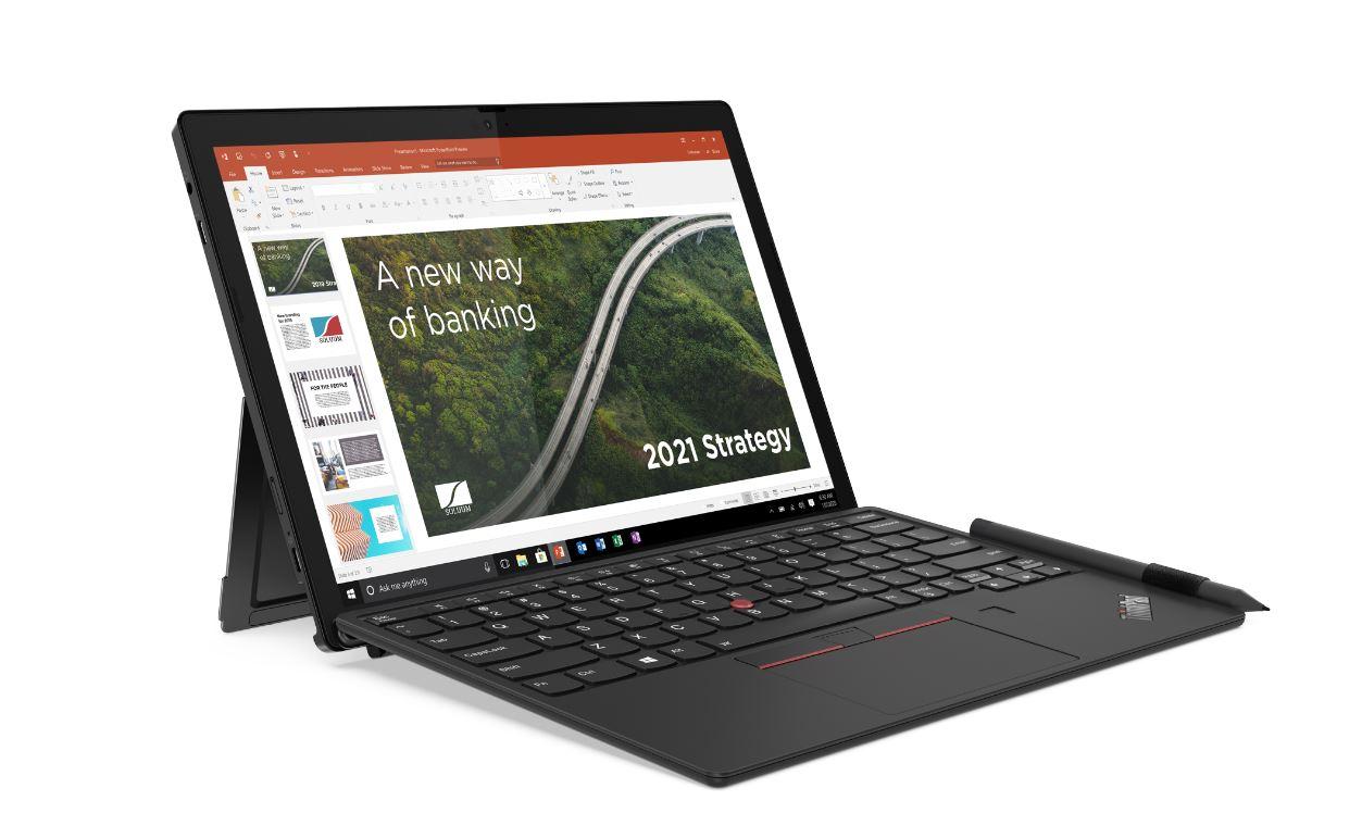 Lenovo ThinkPad X12 tablet