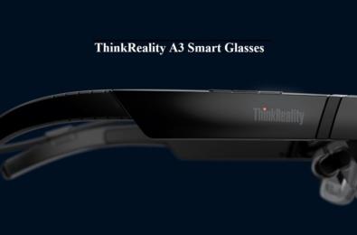 Lenovo thinkreality a3 smartglasses header