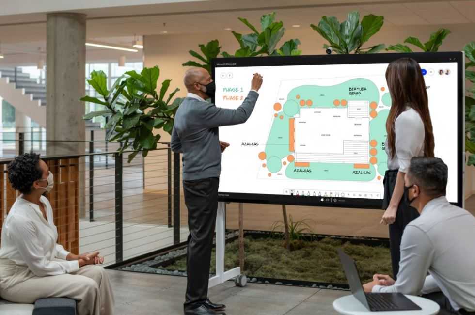Microsoft Surface Hub 2S image