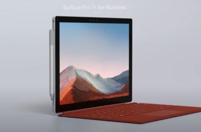 Microsoft Surface Pro+ Business
