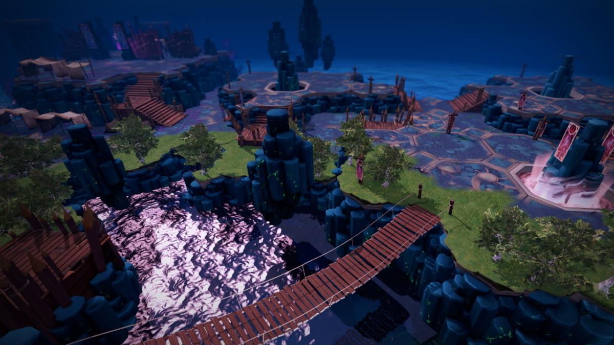 RuneScape God Wars Dungeon 2 cinematic screenshot