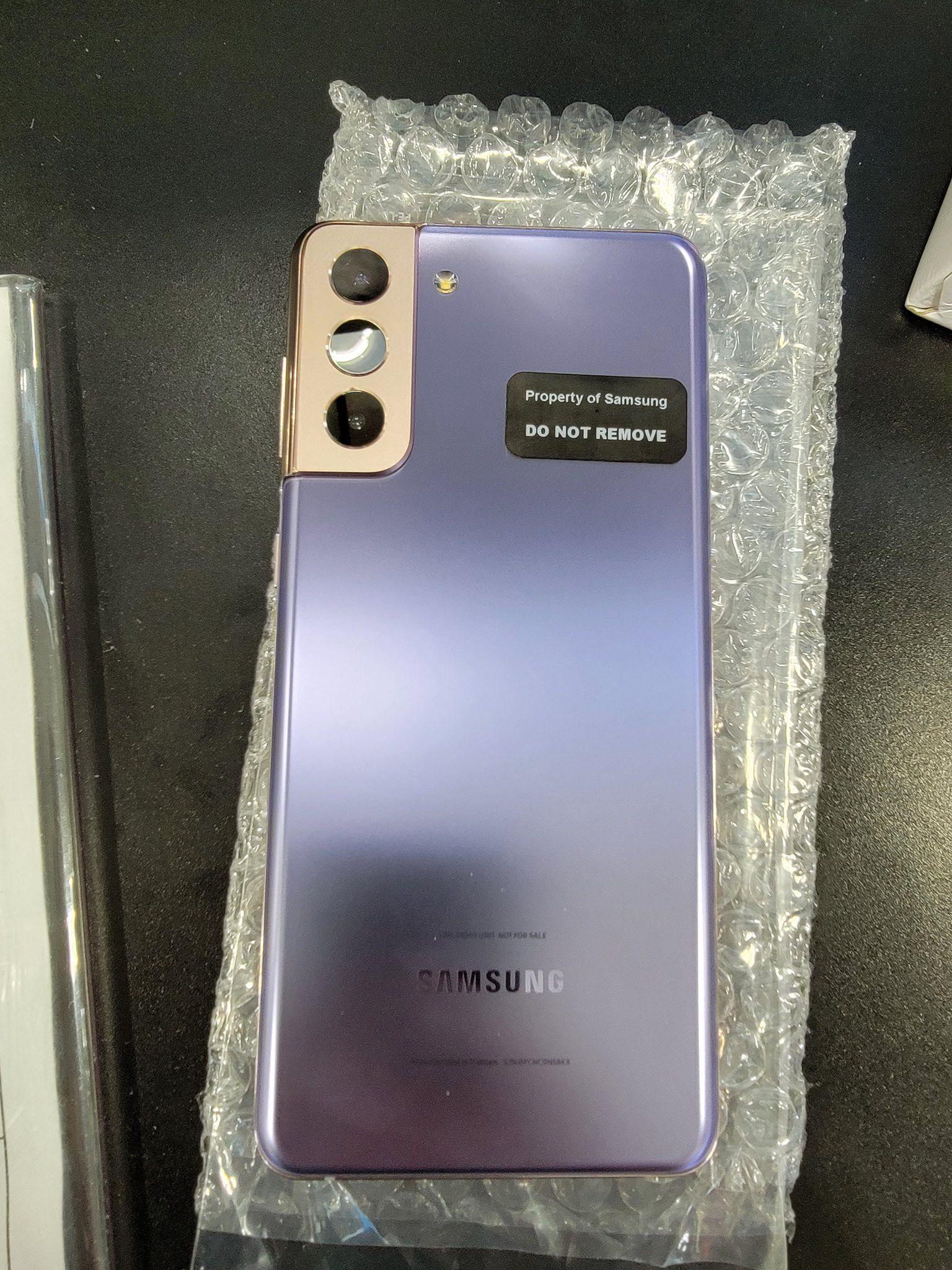 Καμαρώστε λίγο πριν την παρουσίασή τους τα νέα μοντέλα της σειράς Samsung Galaxy S21 που δεν θα δέχονται κάρτες microSD 1
