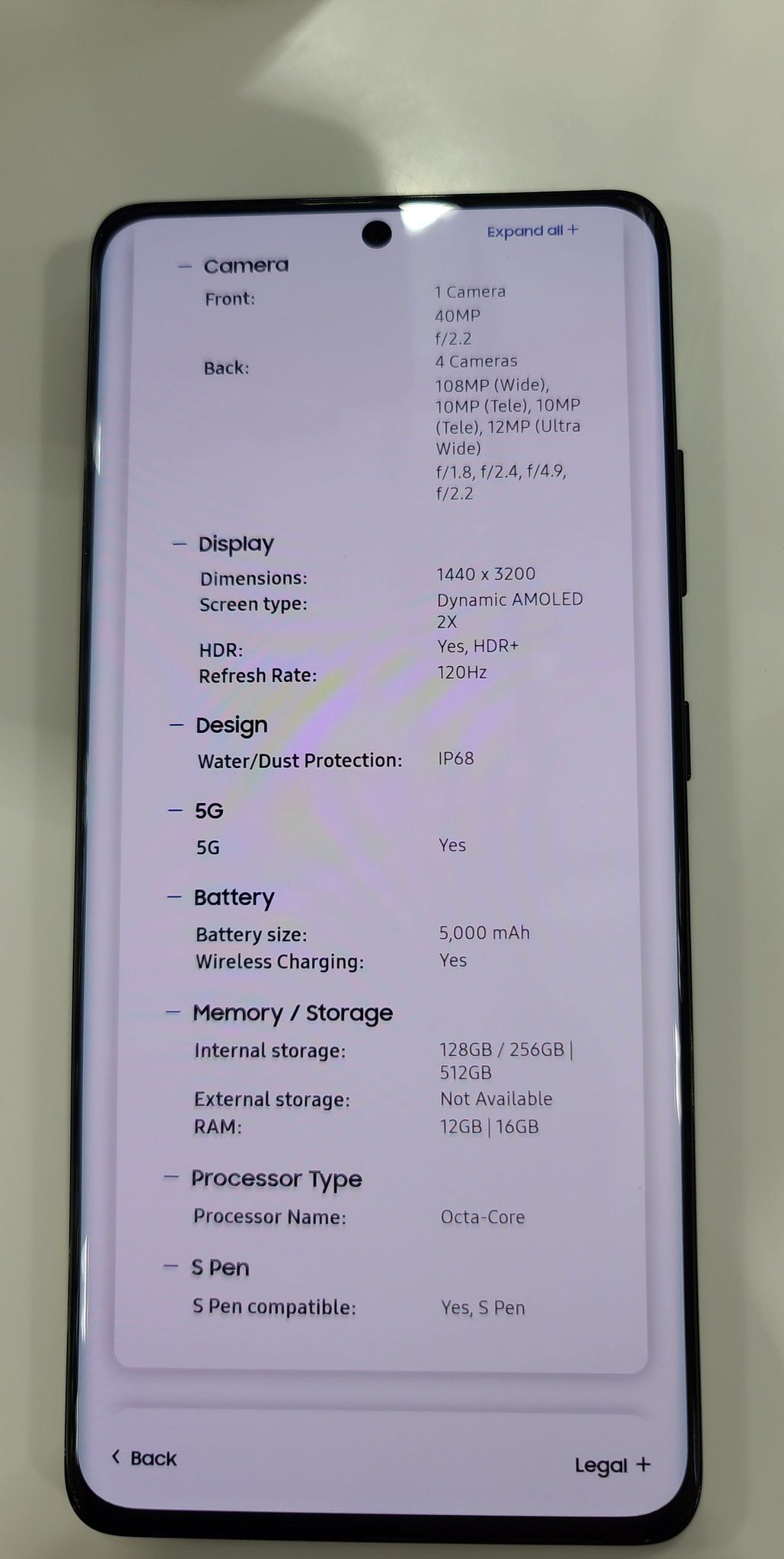 Καμαρώστε λίγο πριν την παρουσίασή τους τα νέα μοντέλα της σειράς Samsung Galaxy S21 που δεν θα δέχονται κάρτες microSD 7