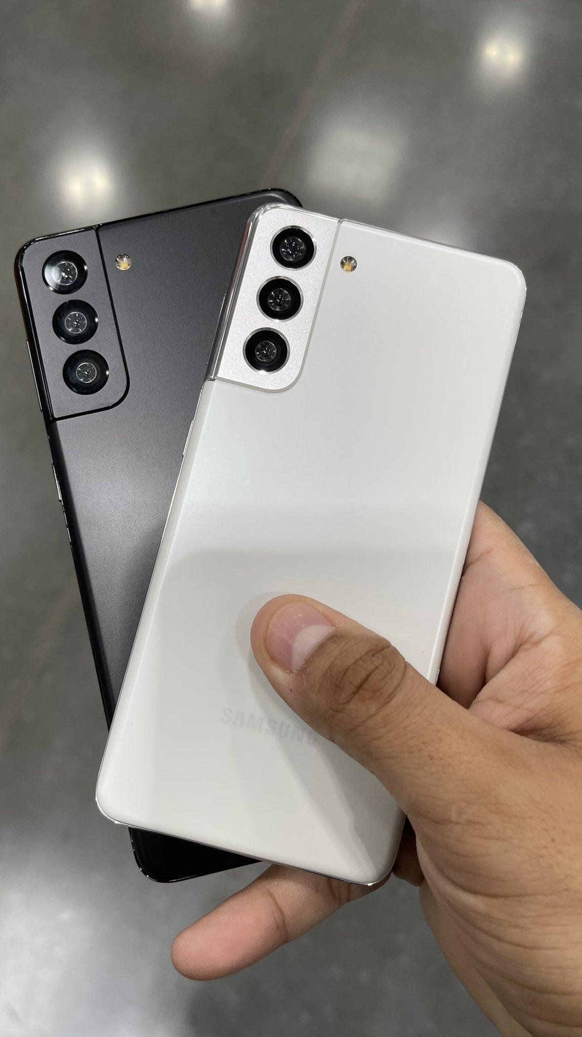 Καμαρώστε λίγο πριν την παρουσίασή τους τα νέα μοντέλα της σειράς Samsung Galaxy S21 που δεν θα δέχονται κάρτες microSD 4