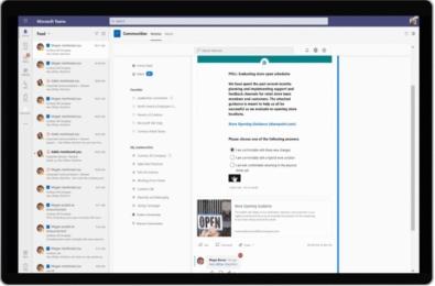 Yammer Notifications Microsoft Teams