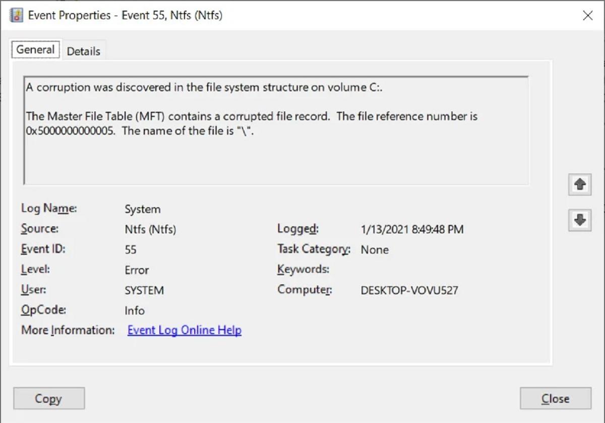 Microsoft fixes the NTFS corruption bug - MSPoweruser - MSPoweruser