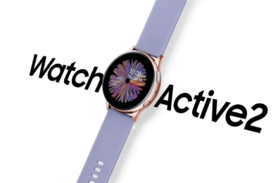 galaxy-watch-active2 rose gold