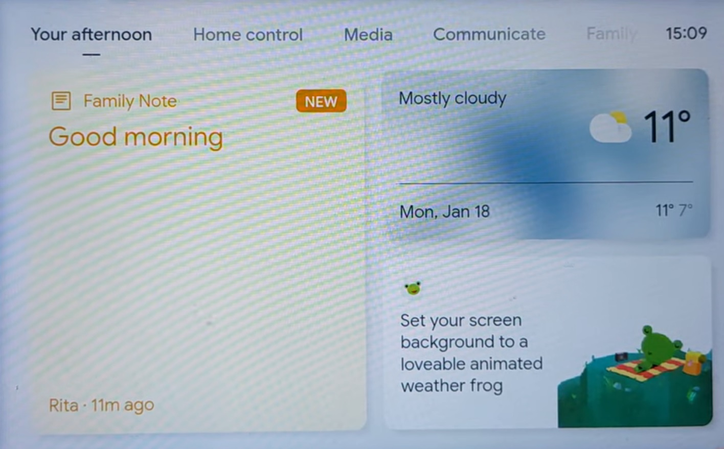 Google Nest Hub, smart displays get new features