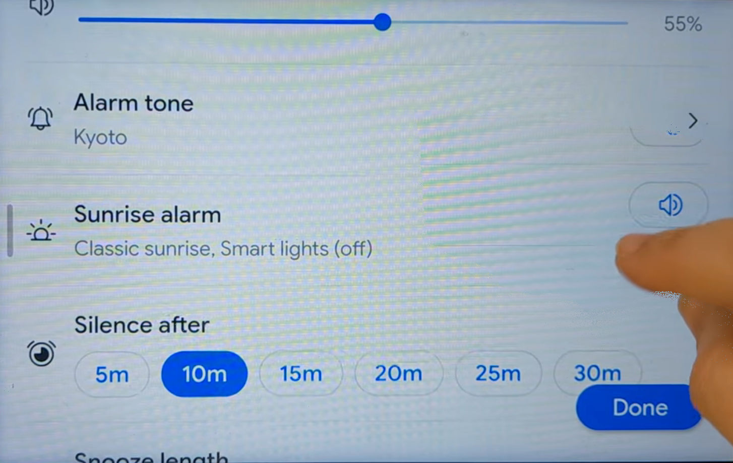 Nest Hubs are getting sunrise alarms, family sticky notes, and the Google weather frog wallpaper Other smart displays too, but some of these are server-side changes
