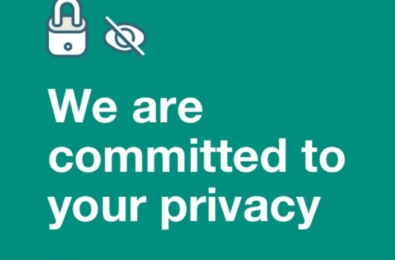 whatsapp privacy header