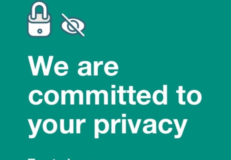 whatsapp privacy header