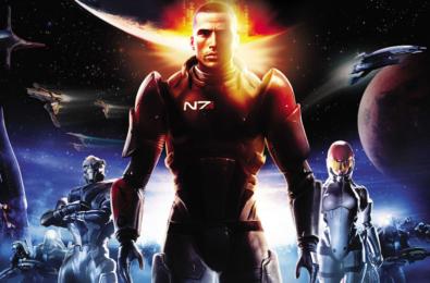 Mass Effect Pinnacle Station