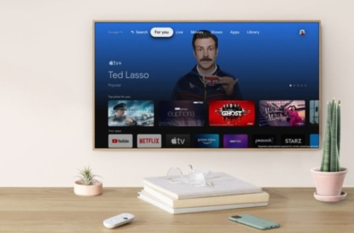 Apple TV+ Google app