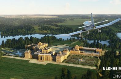 Microsoft Flight Simulator UK and Ireland update