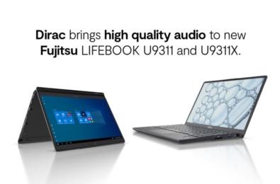 Dirac Fujitsu Lifebook