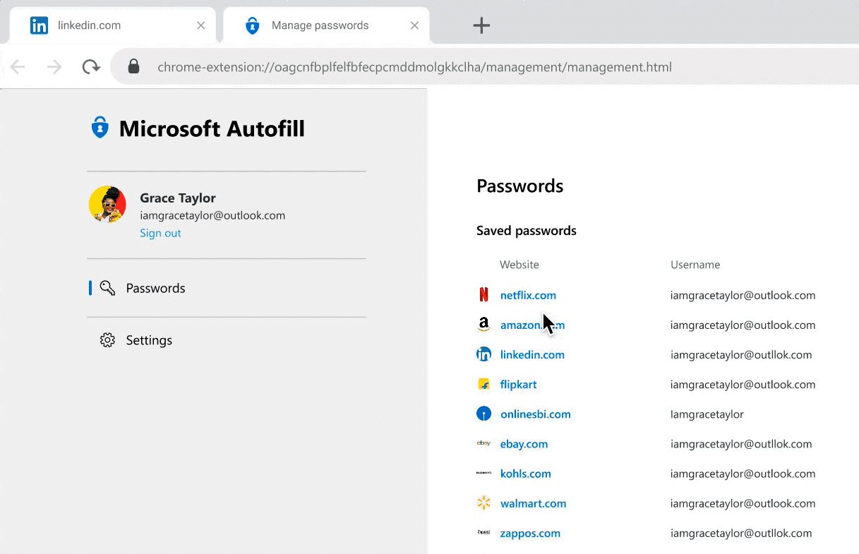 You can now easily import your LastPass passwords into Edge
