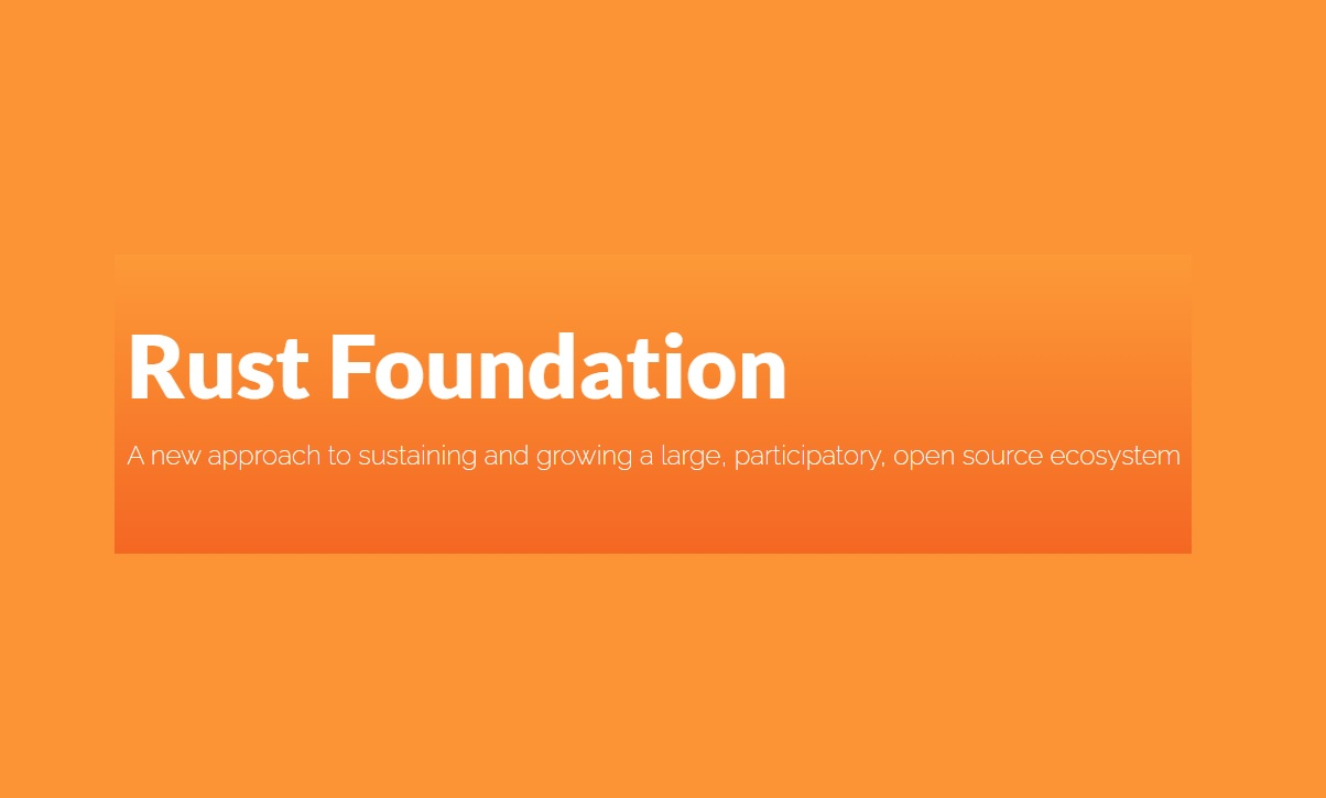 Microsoft Rust Foundation