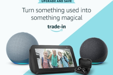 amazon trade in deal