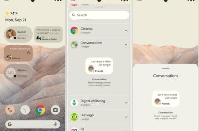 android 12 conversation widget 3
