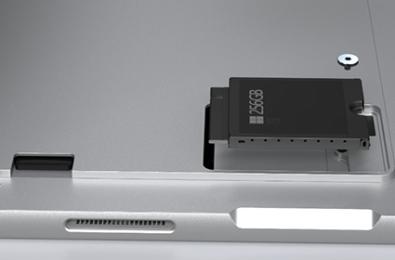 Microsoft surface pro 7+ SSD