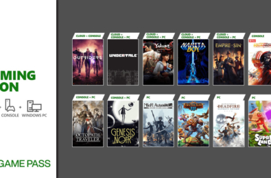 Game Pass March Games