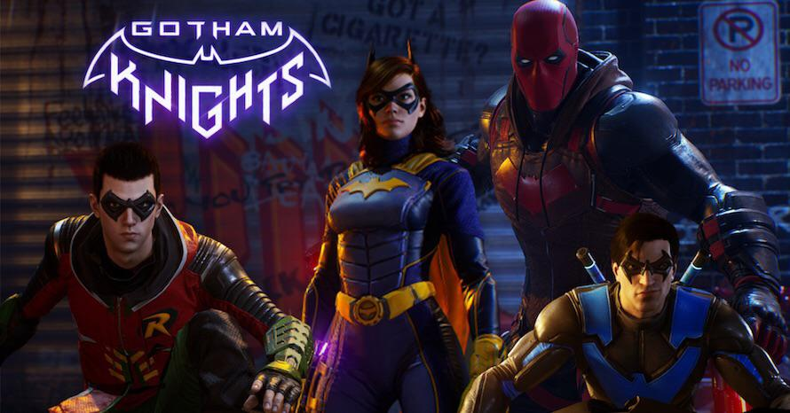 The Gotham Knights are back in 2022