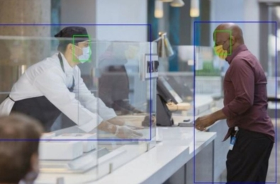 Microsoft Mask Detection service