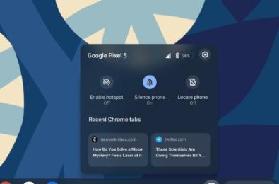 google phone hub
