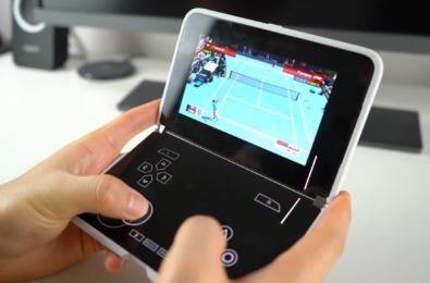 surface duo dual-screen gaming